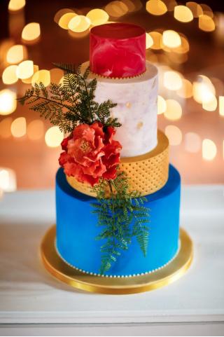 Summer Wedding Cake Inspiration