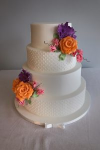 Wedding Cakes for Weddings at Woburn