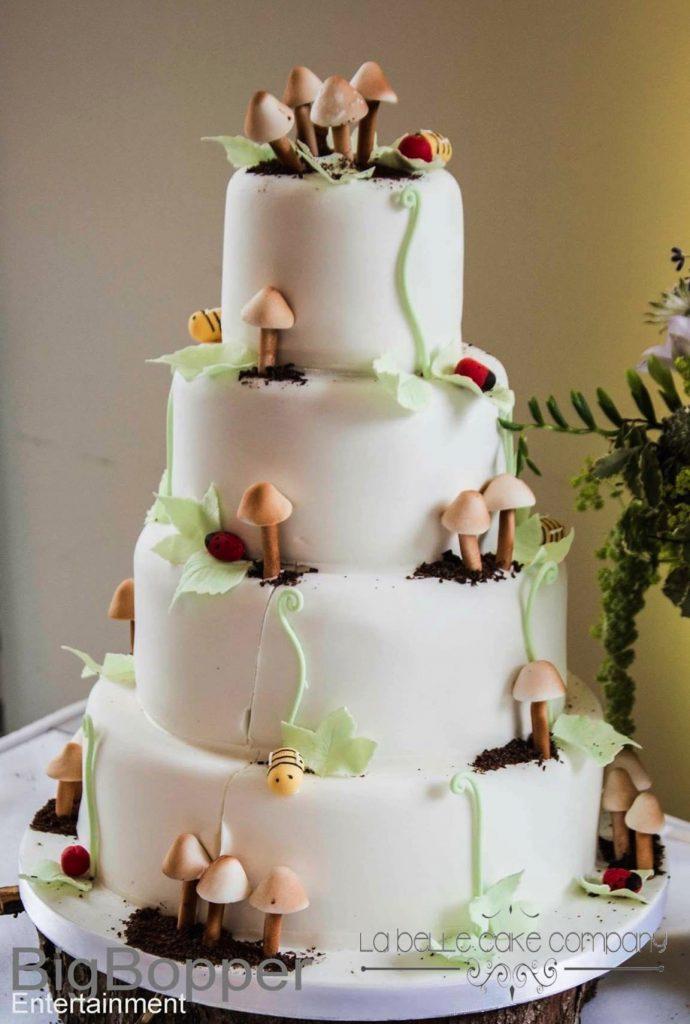 Autumn Wedding Cake Inspiration