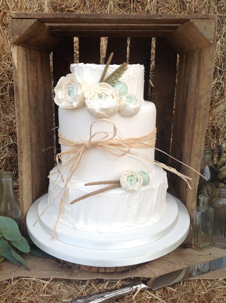 Autumn Inspired Wedding Cakes