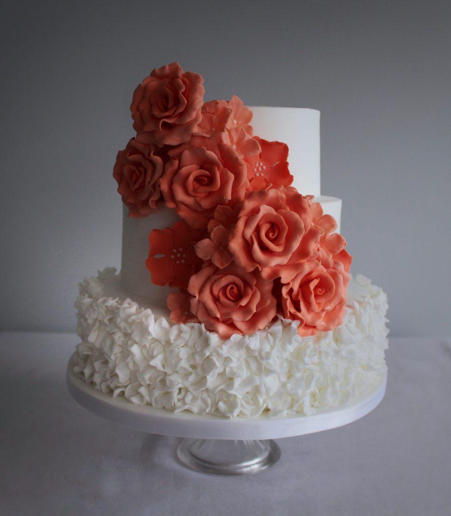 Autumnal Wedding Cakes