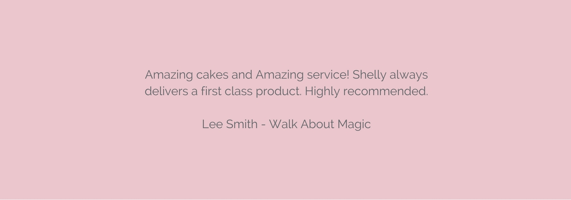 La Belle Cake Company reviews