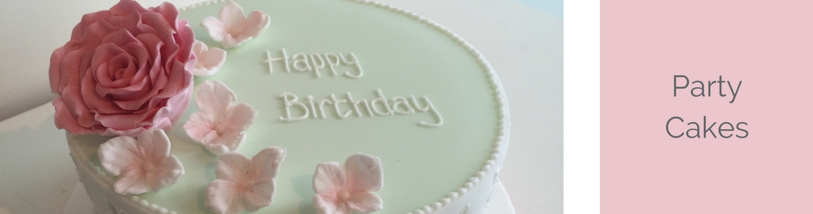 Party Cakes Hertfordshire