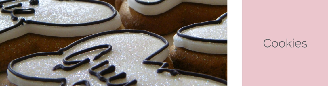 Wedding Cookies Bedfordshire Cake