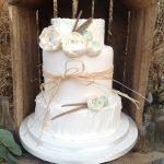 Rustic Luxury Wedding Cakes Hertfordshire, Bedfordshire, Buckinghamshire, London