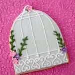 Birdcage Wedding Cookies by La Belle Cake Company - Bedfordshire, Hertfordshire
