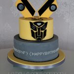 Transformers Male Birthday Cakes Hertfordshire, Bedfordshire, Buckinghamshire, London
