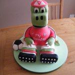 Gunners sculpted birthday cakes Hertfordshire, London, Bedfordshire, Buckinghamshire