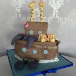 Ark sculpted birthday cakes Hertfordshire, London, Bedfordshire, Buckinghamshire