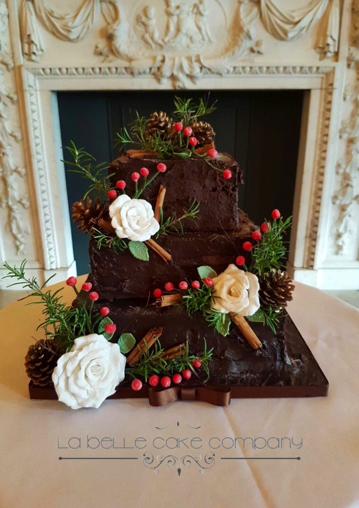 Chocolate Wedding Cakes Bedford