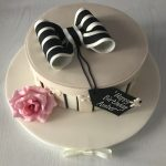 Bow Female Birthday Cakes Bedfordshire, Hertfordshire, London and Buckinghamshire