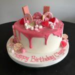 Treats Female Birthday Cakes Bedfordshire, Hertfordshire, London and Buckinghamshire