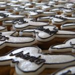 Personalised Wedding Cookies by La Belle Cake Company - Bedfordshire, Hertfordshire