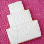 pipped Wedding Cookies by La Belle Cake Company - Bedfordshire, Hertfordshire