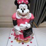 Minnie sculpted birthday cakes Hertfordshire, London, Bedfordshire, Buckinghamshire