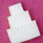 cake Wedding Cookies by La Belle Cake Company - Bedfordshire, Hertfordshire