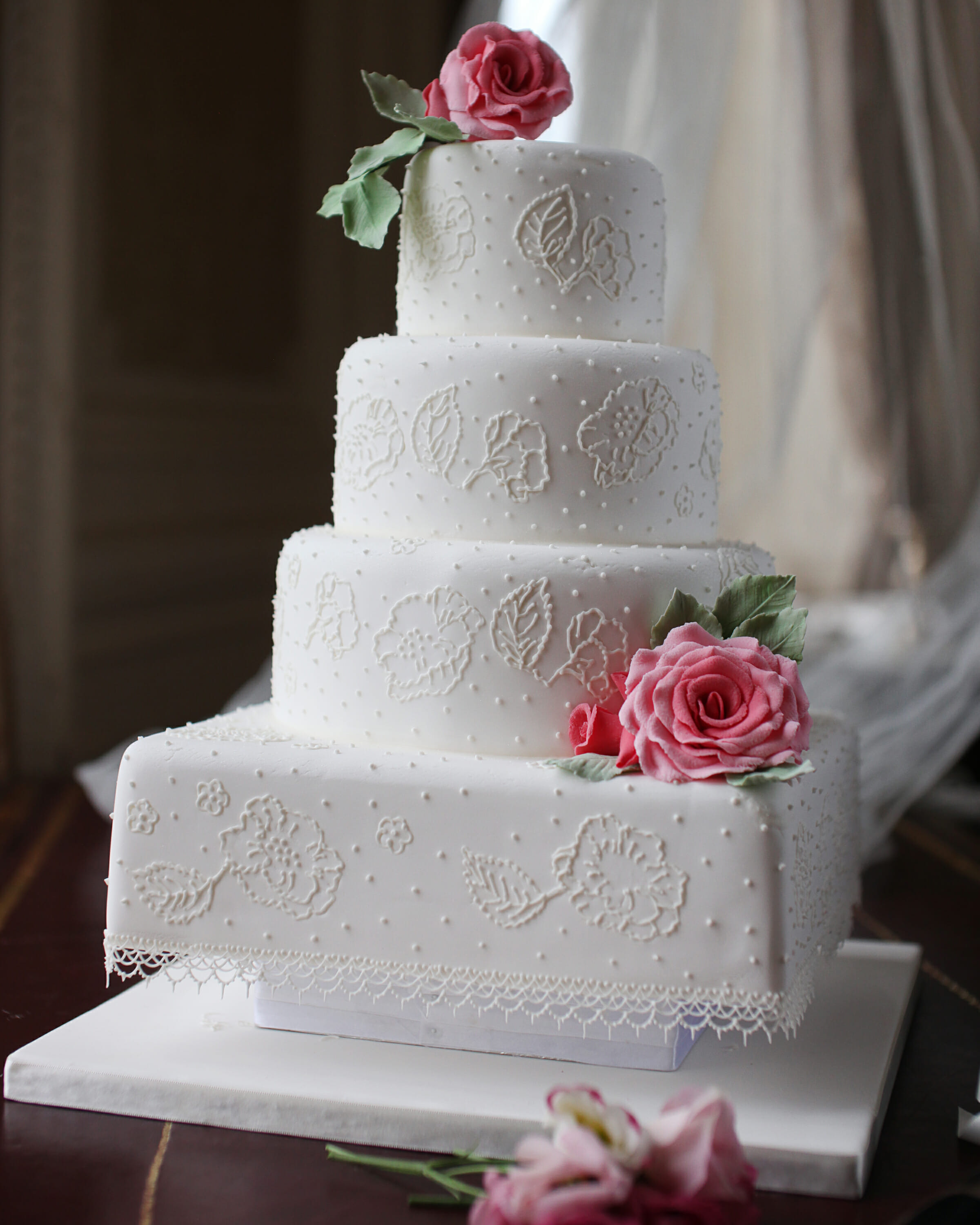 Demand For Wedding Cakes