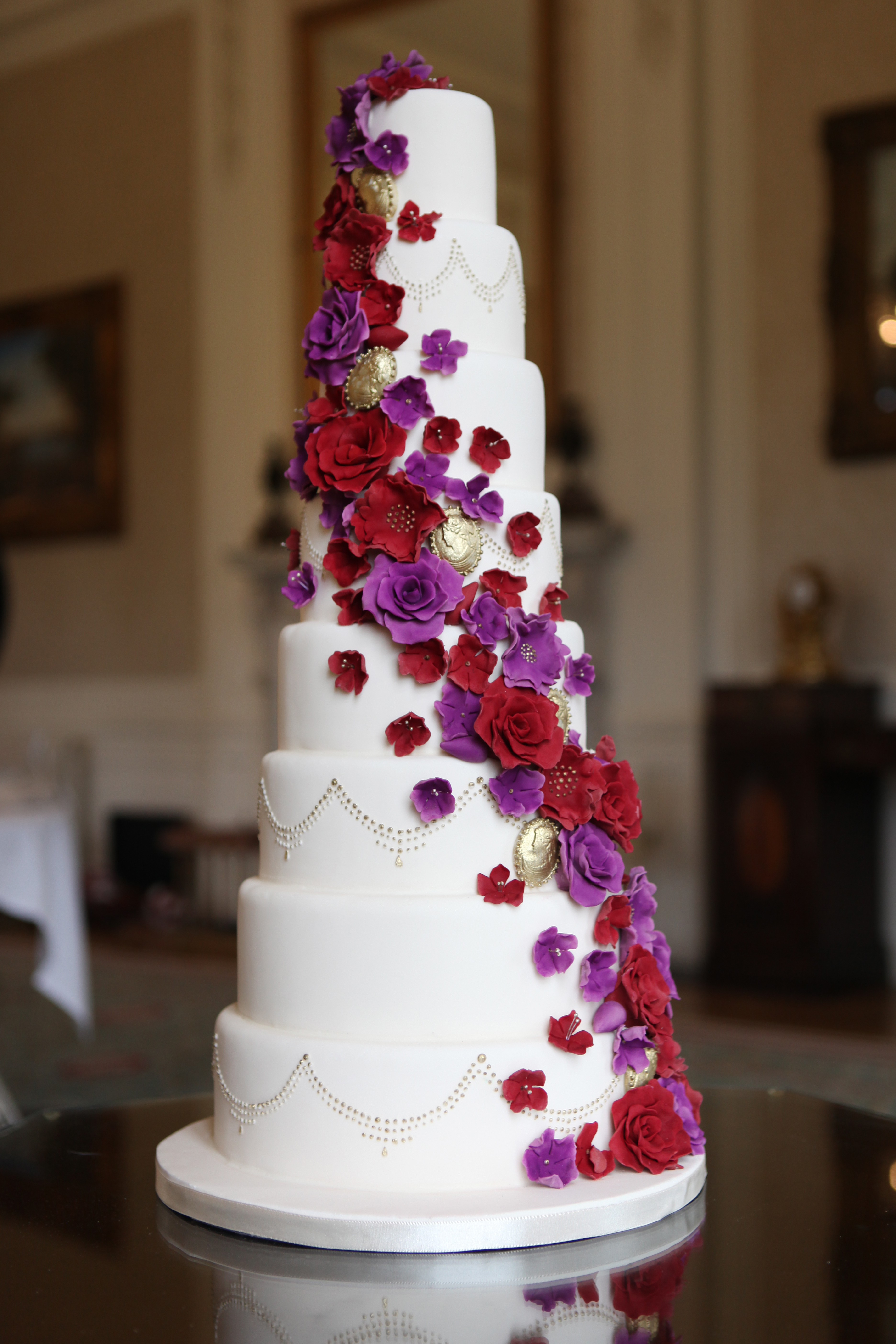 2019 Wedding Cake Trends