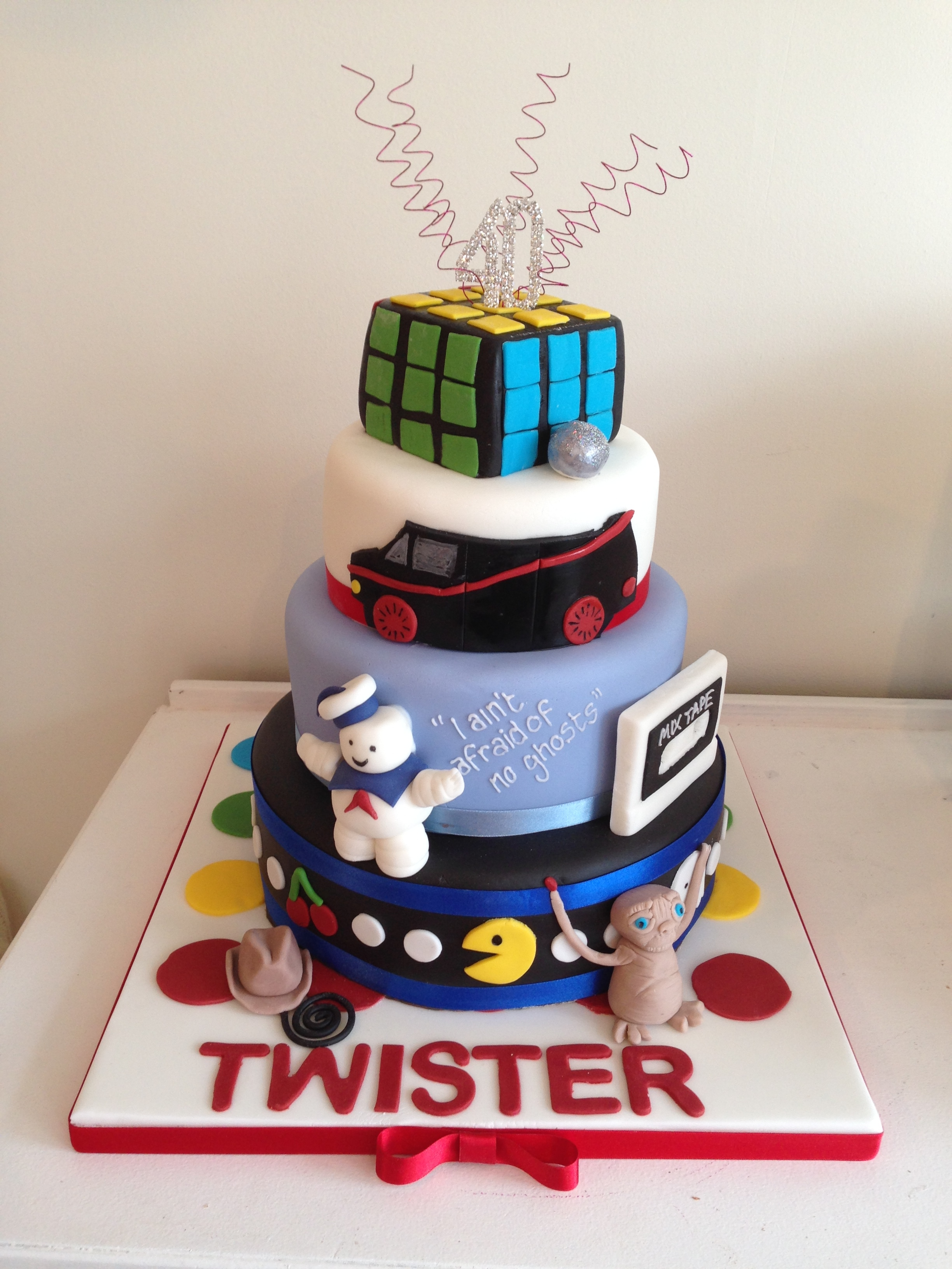 Male Birthday Cakes Bedfordshire Hertfordshire