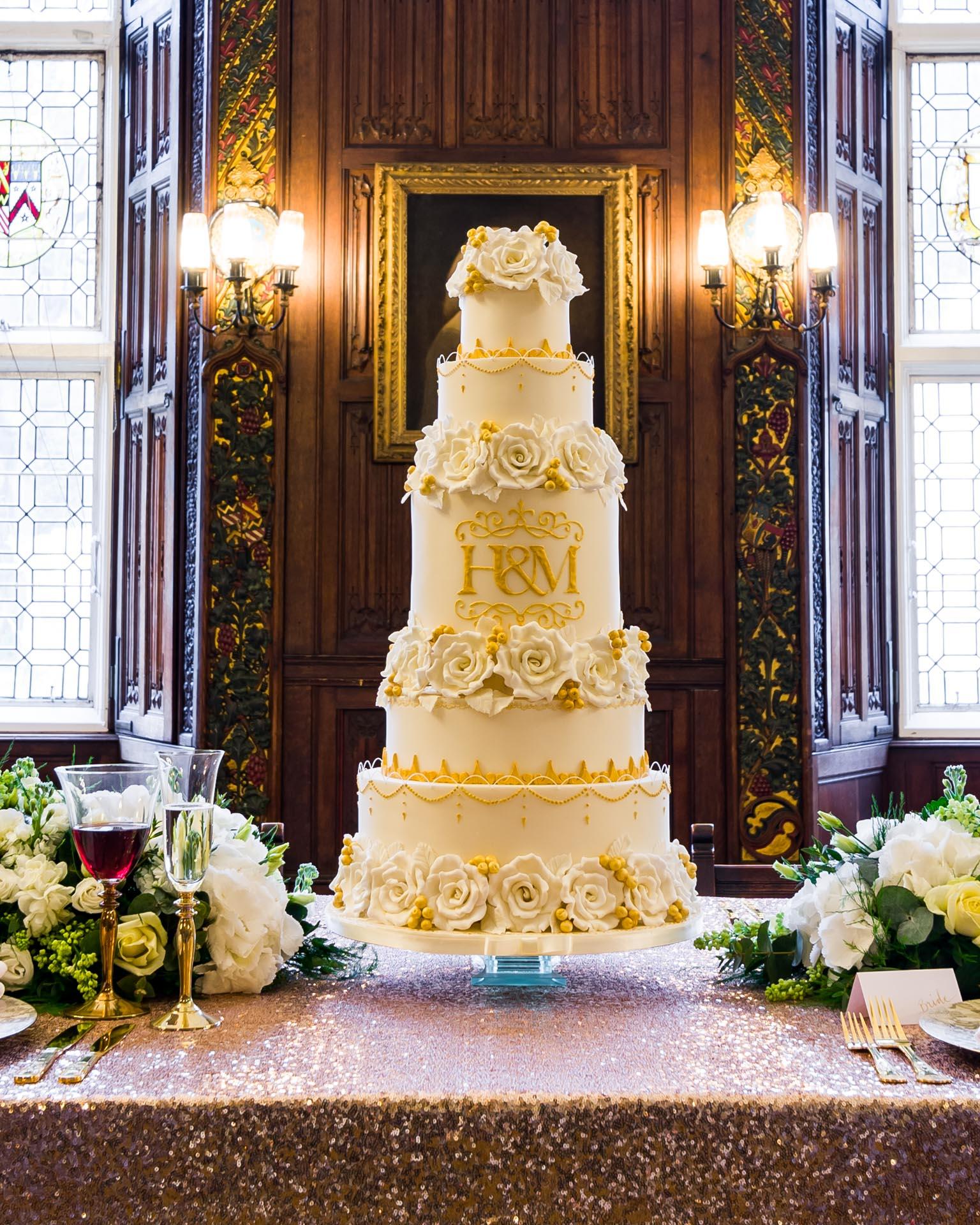 2019 Wedding Cake Trends