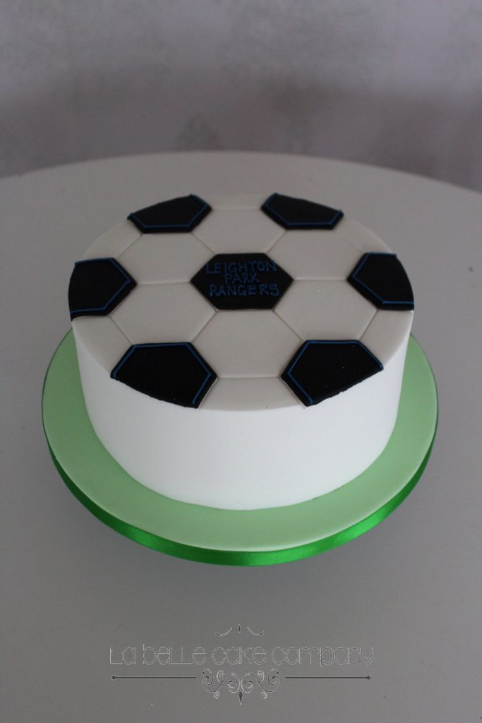 Get Inspired With Our World Cup Football Cakes La Belle